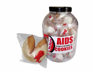 AIDS Cookie Jar