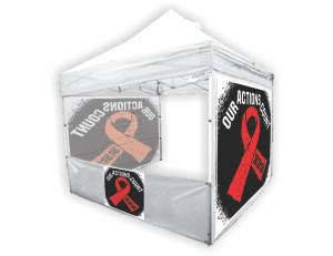 AIDS Gazebo